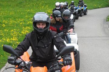 Quad-Tour in Zürich am Samstag