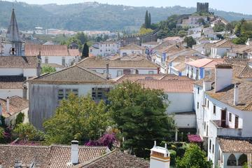 Visite privée: excursion à Obidos et Nazaré avec option de...