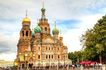 3-Hour Best of Saint Petersburg Guided Walking Tour