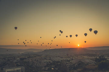 Small-Group Cappadocia Hot Air Balloon Tour