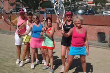 Clases de tenis en Tenerife