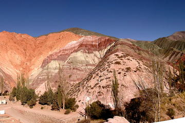 Full Day Tour to Humahuaca Ravine