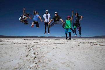 Salinas Grandes, San Antonio and Purmamarca Tour
