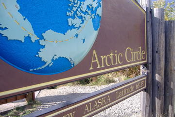 Arctic Circle Drive Adventure