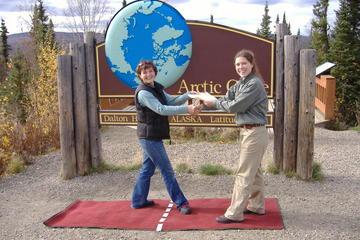 Midnight Sun Arctic Circle Drive Adventure