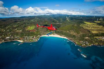 45 Minute Oahu Helicopter Tour with...