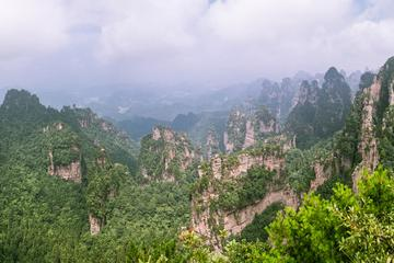 2-Night Zhangjiajie Avatar and Tianmen Mountain Tour From Shanghai By Air