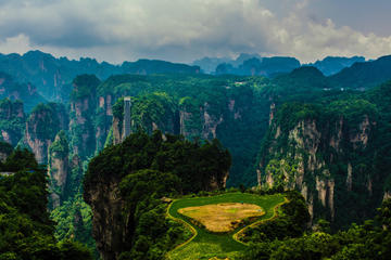 Private 2-Day Tour Combo Package: Zhangjiajie Avatar and Tianmen...
