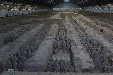 Private Day Tour of Terracotta Warriors