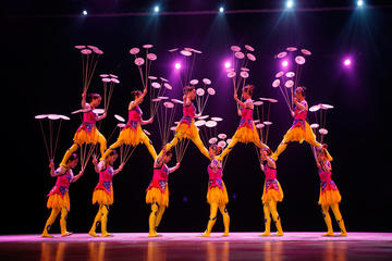 Beijing Chaoyang Acrobatic Show with Private Transfer