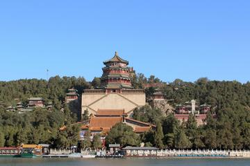 Hiking Mutianyu Wall & Stroll Summer Palace Private Tour with 2 Options