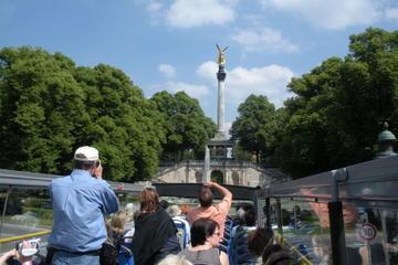 乗り降り自由のミュンヘン市内観光バスツアー