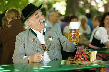 Blick hinter die Kulissen der Brauerei und Bier-Tour in München