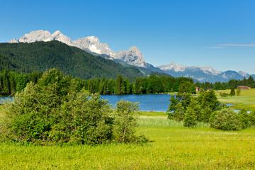 Excursão de um dia para o Mosteiro de Ettal e Zugspitze saindo de...