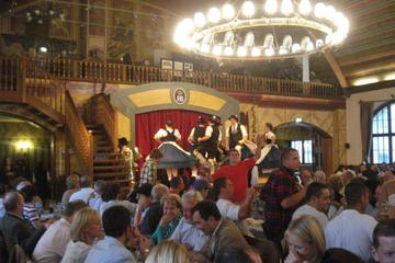 Monaco di Notte e cena alla Hofbrauhaus