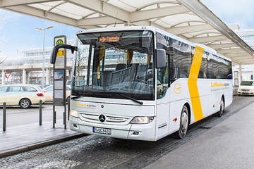 Munich Airport Arrival Shuttle to Munich Central Station