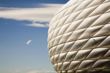 Tour della città di Monaco con visite allo stadio Allianz Arena