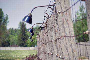 Tour l'après-midi du Mémorial du camp de concentration de Dachau au...