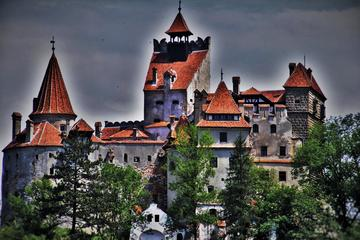 Famous Castles of Romania and Brasov...