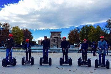 Les points forts de Madrid : visite guidée en Segway