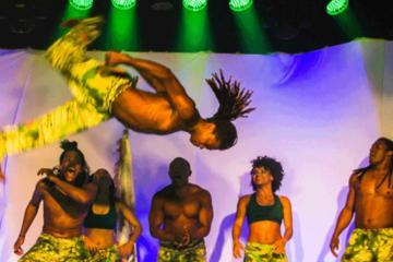 Ginga Tropical - Show de folclore brasileiro