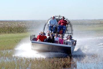 Centro Espacial Kennedy e Safári de barco por Everglades, partindo de...
