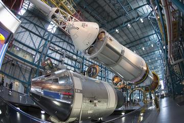 Centro espacial Kennedy en Cabo Cañaveral