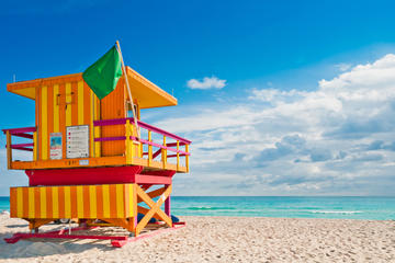 Journée à Miami et visite des Everglades en hydroglisseur