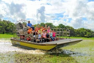 Wild Florida Airboat Ride with...