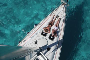 Crucero de lujo desde Cancún e Isla Mujeres