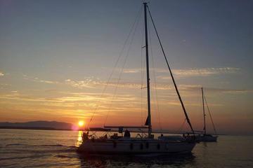 Excursión en barco por la tarde en...