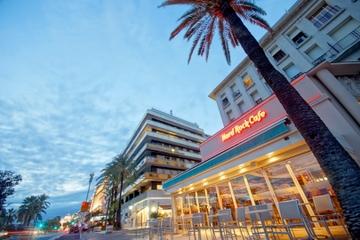 Evite las colas: Hard Rock Café Niza con comida