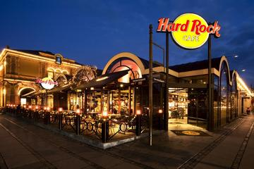 Evite las colas: Hard Rock Cafe Copenhague con comida
