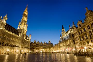 Keine Warteschlangen: Hard Rock Café Brüssel inklusive Abendessen