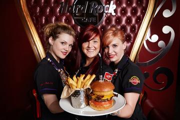 Keine Warteschlangen: Hard Rock Café Wien inklusive Abendessen