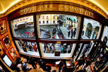 Snabbinträde: Hard Rock Cafe i Venedig inklusive måltid