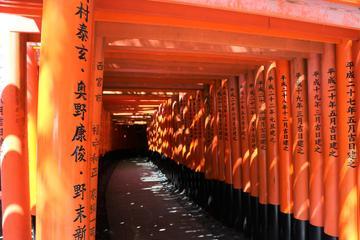 Kyoto Perfect Tour: Fushimi Inari Shrine, Kiyomizu-dera Temple, and More