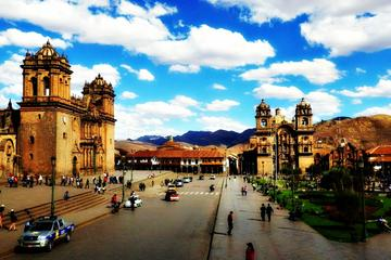 5-Day Cusco Tour with Overnight in Machu Picchu