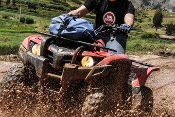 ATV Quad Bike Tour to Maras and Moray...