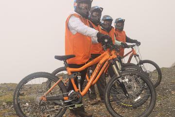 Excursão de bicicleta por Abra de...