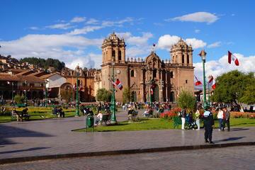 Half Day City Tour of Cusco
