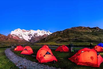Salkantay 5-Day Trekking Tour from...
