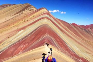 Vinicunca 7 Color Rainbow Mountain...