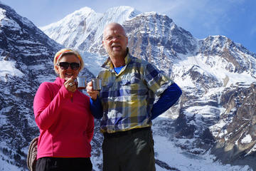 12 Days Annapurna Base Camp Tour from...