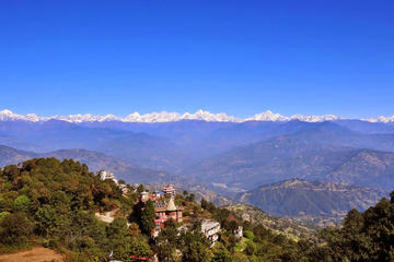 Day Trip to Nagarkot and Sightseeing in Bhaktapur