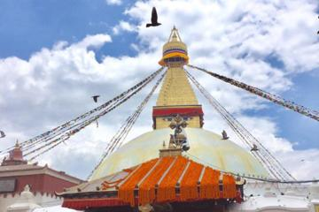 Full-Day Private Tour of Kathmandu Valley's UNESCO World Heritage...