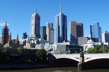 Halb- oder Ganztagstour mit privatem Fremdenführer ab Melbourne