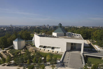 Billet d'entrée au Musée d'Art Moderne du Luxembourg (MUDAM)