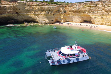 Albufeira Caves and Coastline Cruise...
