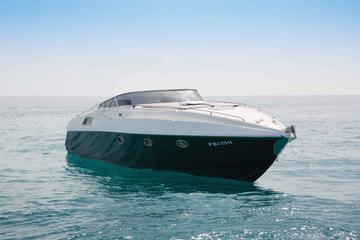 Private Speedboat MOKAI Hire in Ibiza